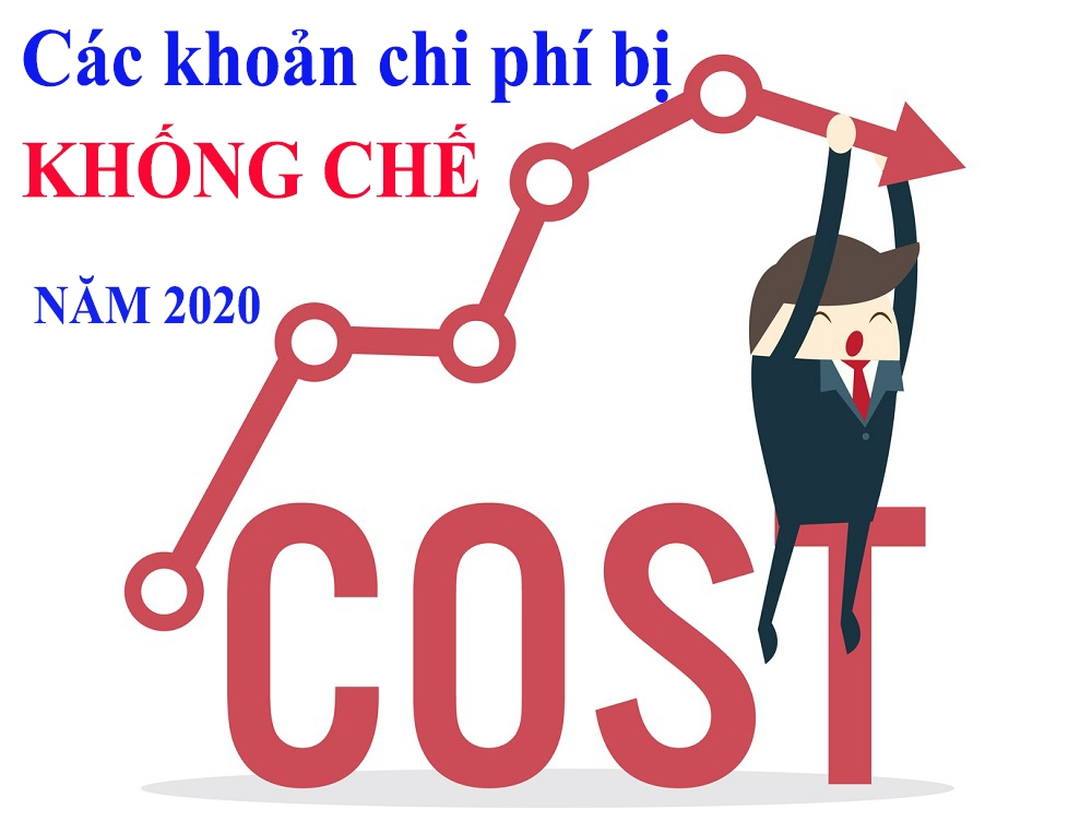 Các khoản chi phí bị khống chế năm 2020